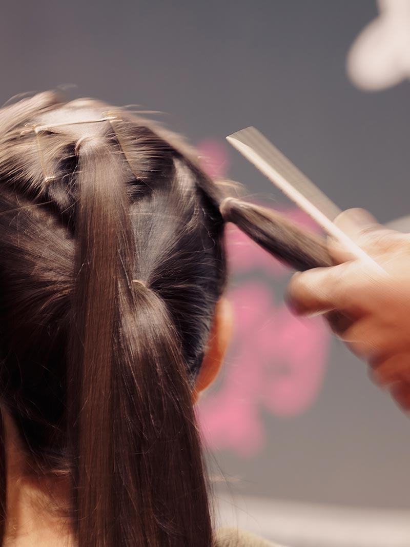 ritocco capelli: le 3 regole d'oro