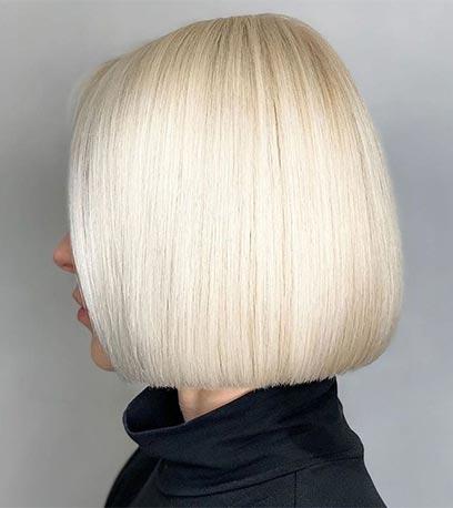 il biondo è la tendenza per capelli primavera 2021