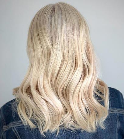 tendenze capelli colore biondo